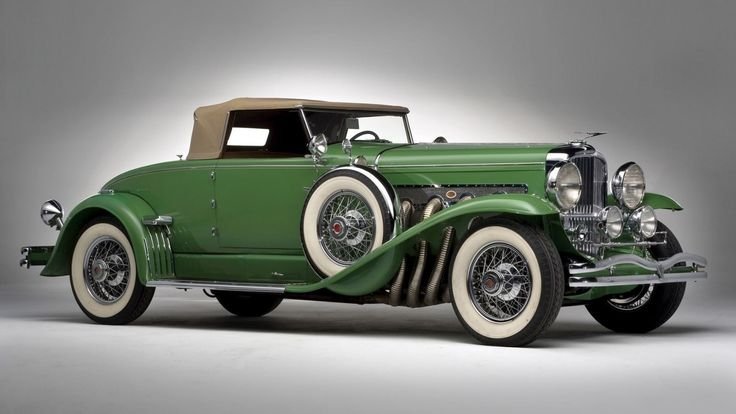 Sell Classic Duesenberg | Call Gullwing Motor if Vintage Duesenberg For Sale