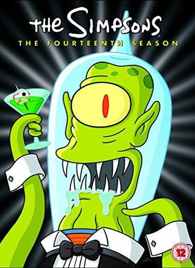 The Simpsons - Season 14 [DVD]: Amazon.co.uk: Dan Castellaneta, Julie Kavner, Nancy Cartwright, Yeardley Smith, Hank Azaria, Harry Shearer, Matt Groening: DVD & Blu-ray