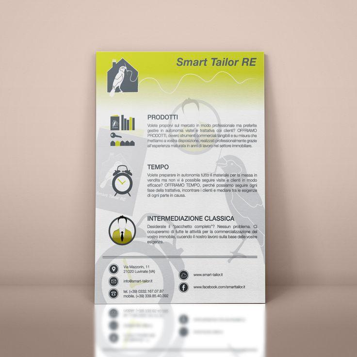 Flyer Smart Tailor RE