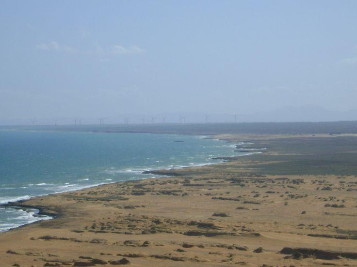 La Guajira Desert. Colombia 2009