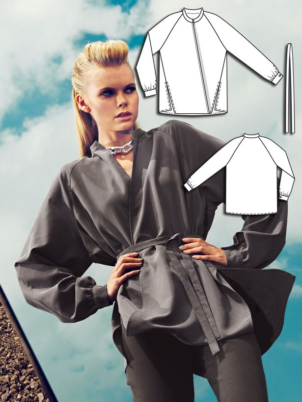 Read the article 'Big Picture: 8 Sewing Patterns for Winter' in the BurdaStyle blog 'Daily Thread'.