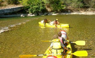 Location Canoe Ardèche