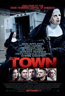 The Town - ah, love! Ben Affleck, Jeremy Renner...such a great movie.