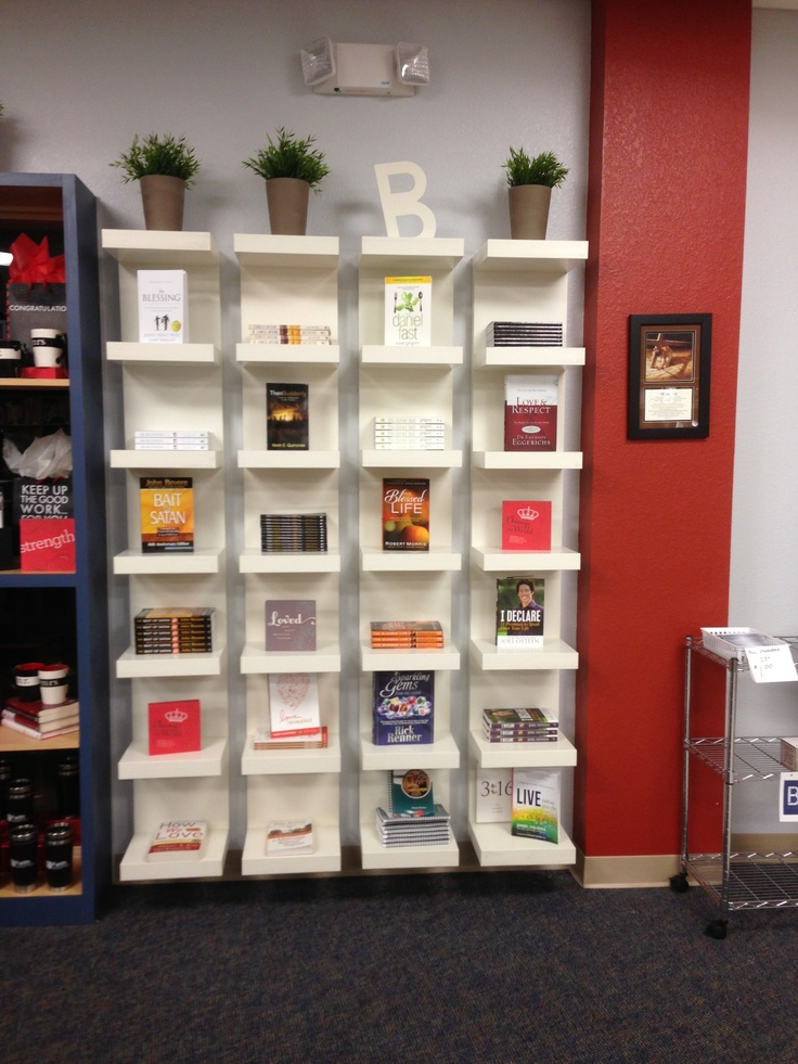 41 best Bookstore display images on Pinterest | Furniture ...