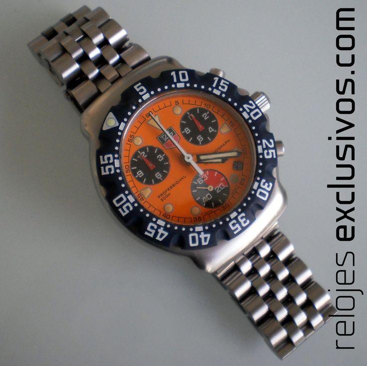 TAG Heuer F1 Professional Chronograph 275.006