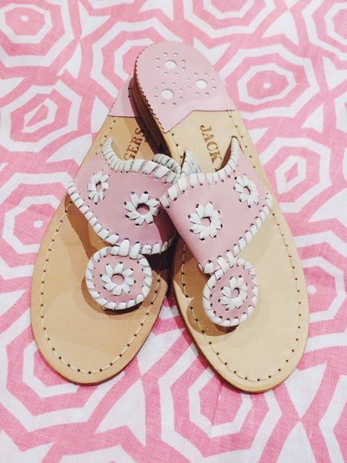 Jack Rogers and Sail to Sable Recap: College Prepster I'm buying some jacks this summer