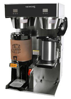 Newco Dual Coffee Maker DTVT ** More info could be found at the affiliate link Amazon.com on image.