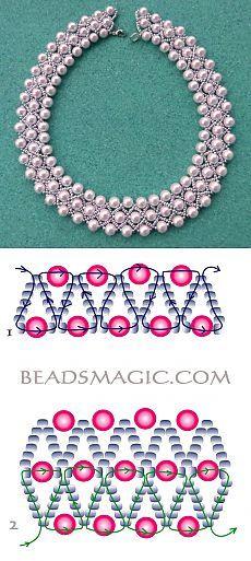 Collar de perlitas