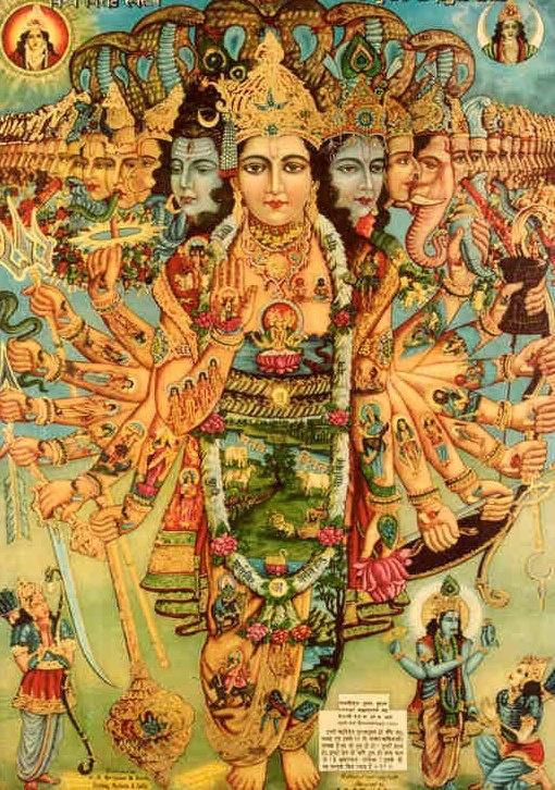 O sacrifício é uma grande parte do culto hinduísmo. Sacrifício védica é um…