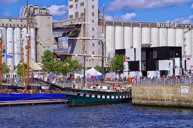 La Boîte à Photos: Les Grands Voiliers 2014, visite du Musée Naval de Québec et du Vieux-Port