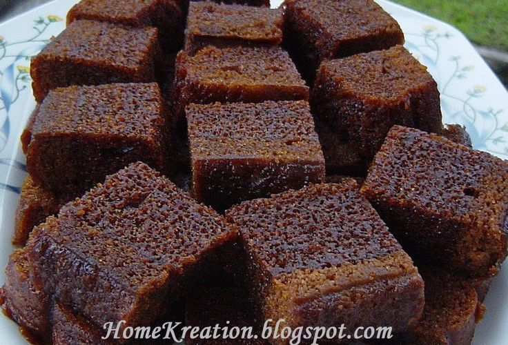 """This recipe is contributed by Cik Malati, who posted her recipe to this blog. She calls it """"Steam Sarang Semut"""" translated to """"Steam Ant Ne..."""