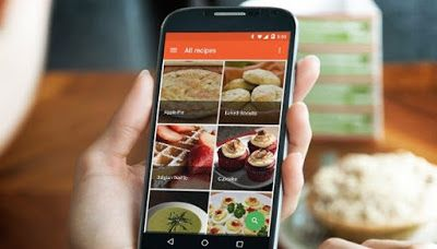 Aplikasi Aneka Resep Masakan Terbaik di Android