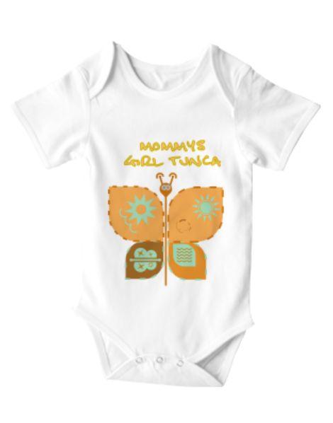 mommy's girl anneler günü hediye  bebek tulum