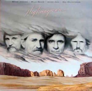 Waylon Jennings, Willie Nelson, Johnny Cash, Kris Kristofferson - Highwayman: buy LP, Album at Discogs
