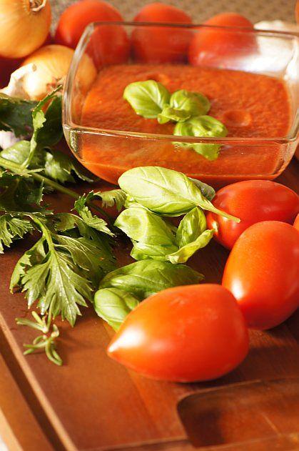 sos pomidorowy thermomix