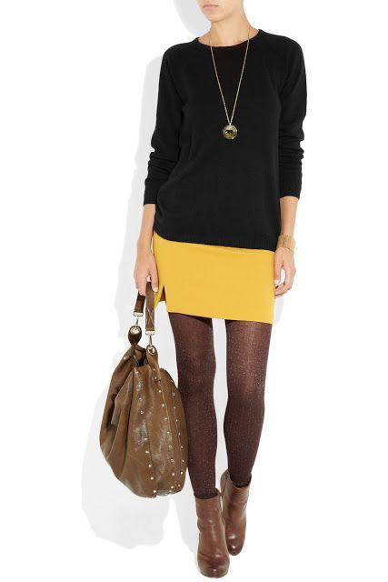 KAIN Black Greer Oversized Cashmere Sweater