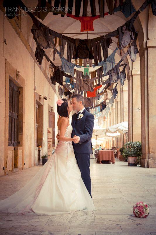 Wedding in Tuscany, Arezzo