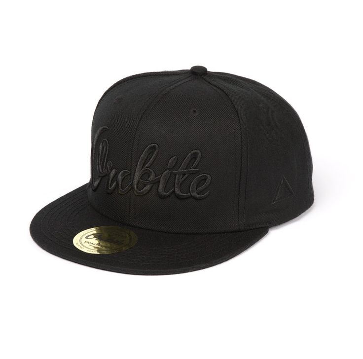 Orcbite- Snapback- Black via Orcbite - The Original Lifestylebrand for Athletes and Gamers. Click on the image to see more!