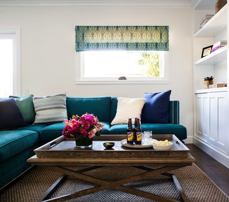 Best Turquoise Sofa Kelly Wearstler Living Room Pinterest 400 x 300