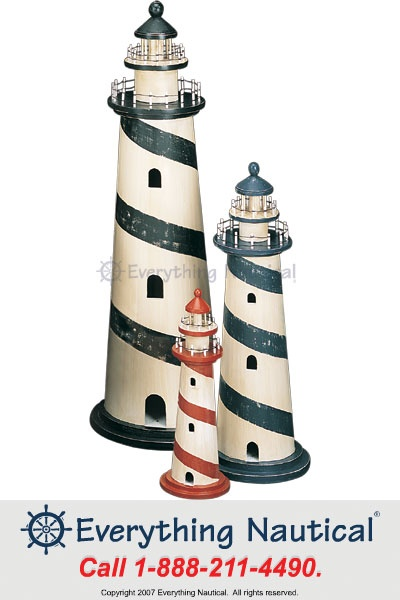22 best images about lighthouse crafts on pinterest for Bathroom decor lighthouse