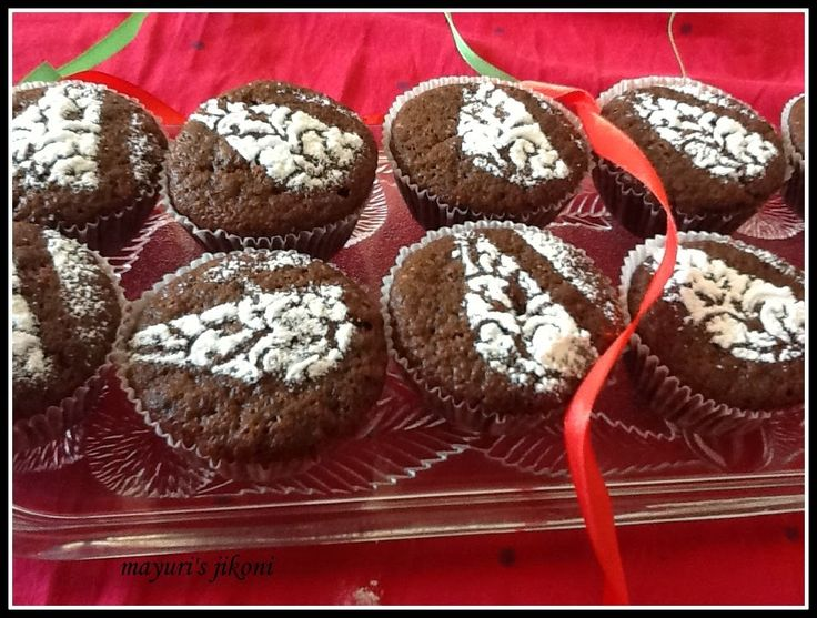 465.orange chocolate muffins