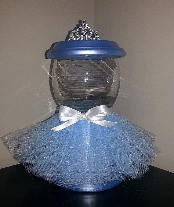 Cinderella inspired Faux Gumball Machine