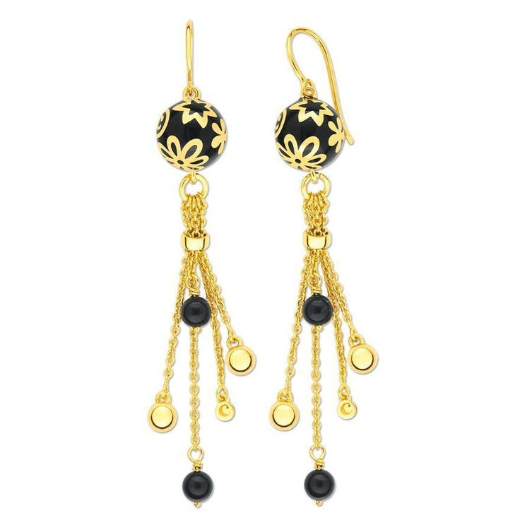 Cacharel Gold-colored Ear Ring-IWW263LO