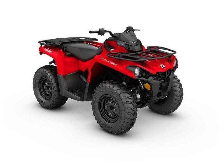 New 2017 Can-Am Outlander™ 450 ATVs For Sale in Louisiana. Power, reliability and handling at the most accessible price ever. Raise your expectations, not your price range. Get the all-terrain performance you'd expect from Can-Am at the most accessible price ever. Operational: - Shocks: Front / Rear: Oil