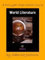 Read around the world! World Literature from 7 Sisters Homeschool. No busywork, inspirational study guides based on real books.