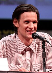 Matt Smith-Docter Who
