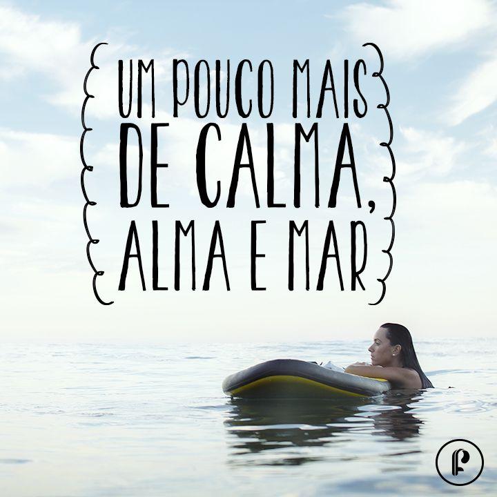 Relax! #alma #praia #mar #frases