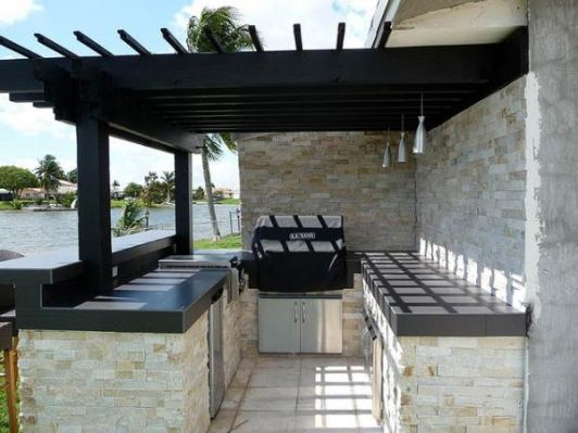 18 best Outdoor Kitchen images on Pinterest | Outdoor kitchens ... Florida Outdoor Kitchen Ideas on florida modern kitchen, florida summer kitchen ideas, kitchen wall covering ideas, backyard kitchen design ideas, santa fe kitchen ideas, florida kitchen designs, florida small kitchen ideas,