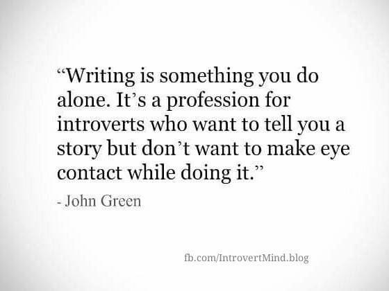 Do you enjoy writing?