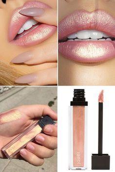 Wie du deine Lippen richtig schminkst #Lippenstift #schminken #anleitung #Lip…