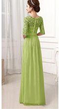 Lace Chiffon oco sólida Zip celebridade partido vestido Robe de soirée vestido de princesa capina estilo(China (Mainland))