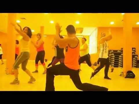 Chayanne Torero zumba by Emanuel - YouTube