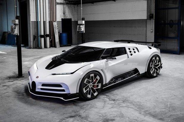 Cristiano Ronaldo Compra Raro Bugatti Que Chega A 380 Km H E Custa R 45 Milhoes Bugatti Carros De Luxo Melhores Carros De Luxo