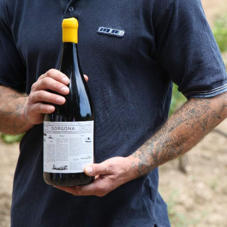 Gorgona Prison wine is breaking into your local liquor store
