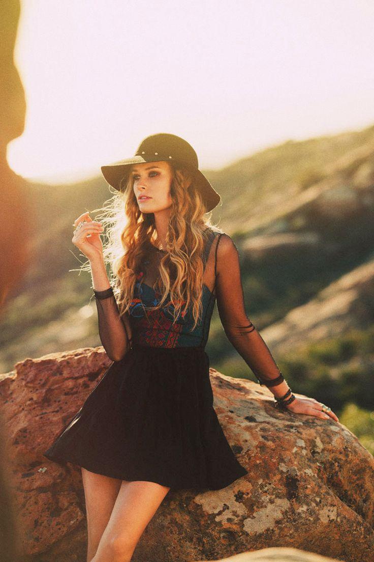 #hat #bohemian ☮k☮ #boho