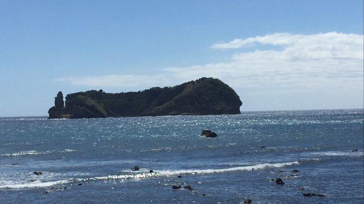 #VisitPortugal #TravelToAzores #Azores #VilaFrancaIslet #SaoMiguel #RedBullCliffDiving