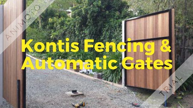 Do you require good quality Automatic Sliding Gates in Melbourne? Kontis Fencing & Automatic Gates offers reliable fencing in Melbourne at relatively affordable rates! Contact at 0423 678 498 or visit our website http://www.melbournegatesandfencing.com.au and select from a big range of styles to enhance your property. #FencingMelbourne #AutomaticSlidingGatesMelbourne