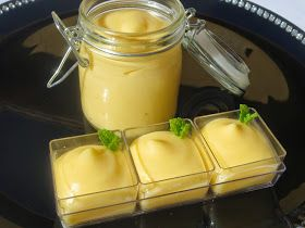 Lemond curd Crema de limón Ana Sevilla cocina tradicional