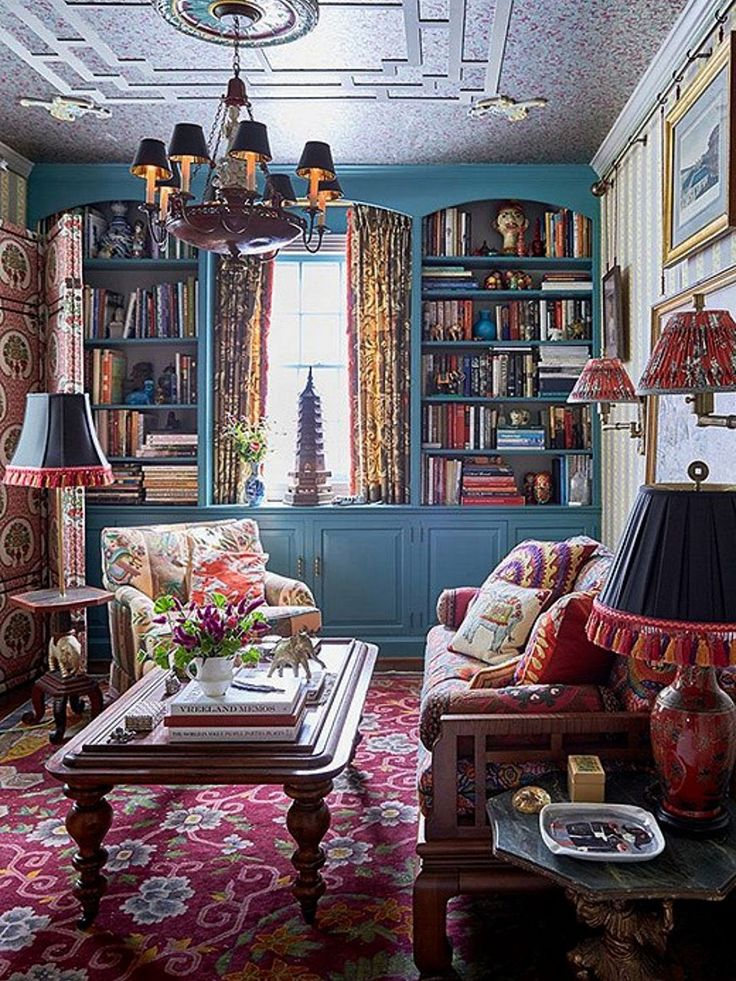 85 Stunning Bohemian Style Interior Design Ideas