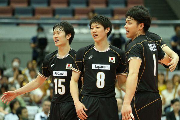 日本代表!