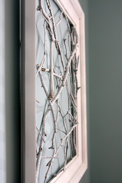 Craft Ideas For Broken Tree Branches