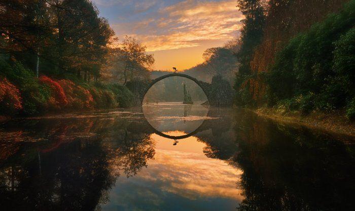 Мост. Автор: Krzysztof Browko.