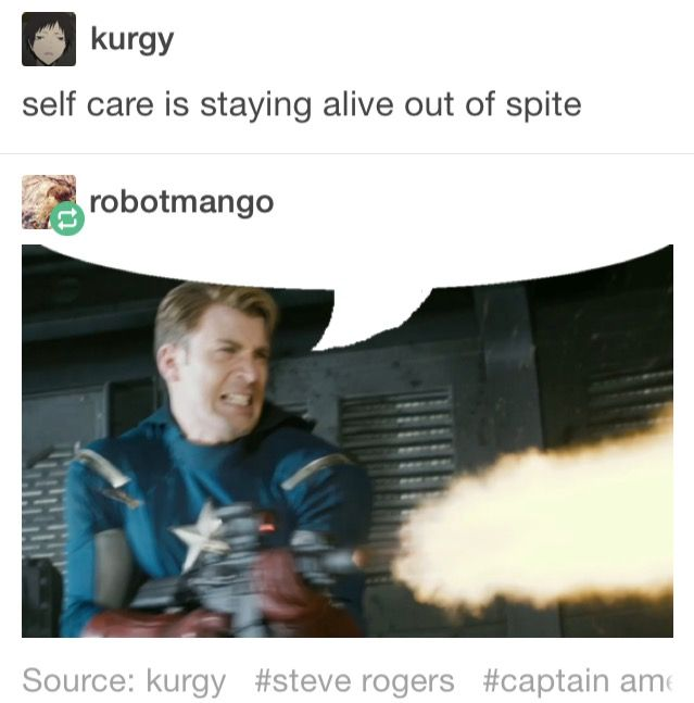That may be one of the only reasons Steve stays alive right now.