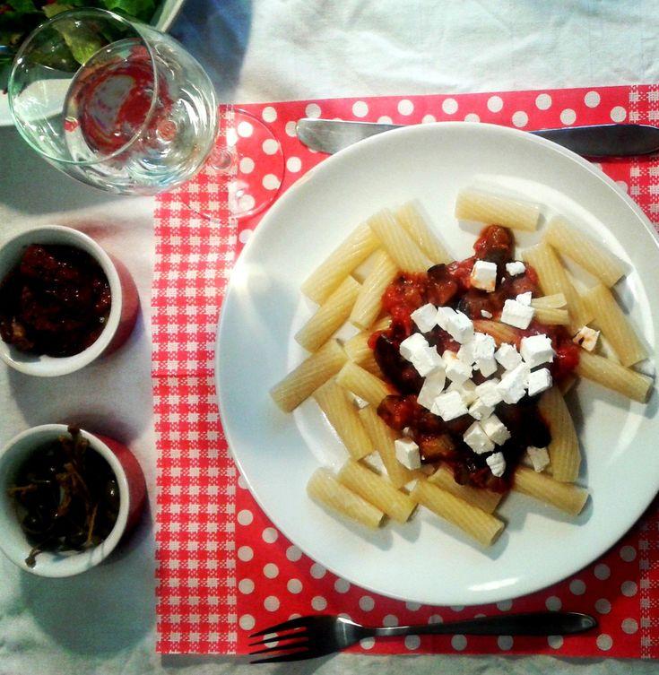 Szicília ízei: Norma tésztája http://bonniekonyhaja.cafeblog.hu/2014/04/29/szicilia-izei-norma-tesztaja/