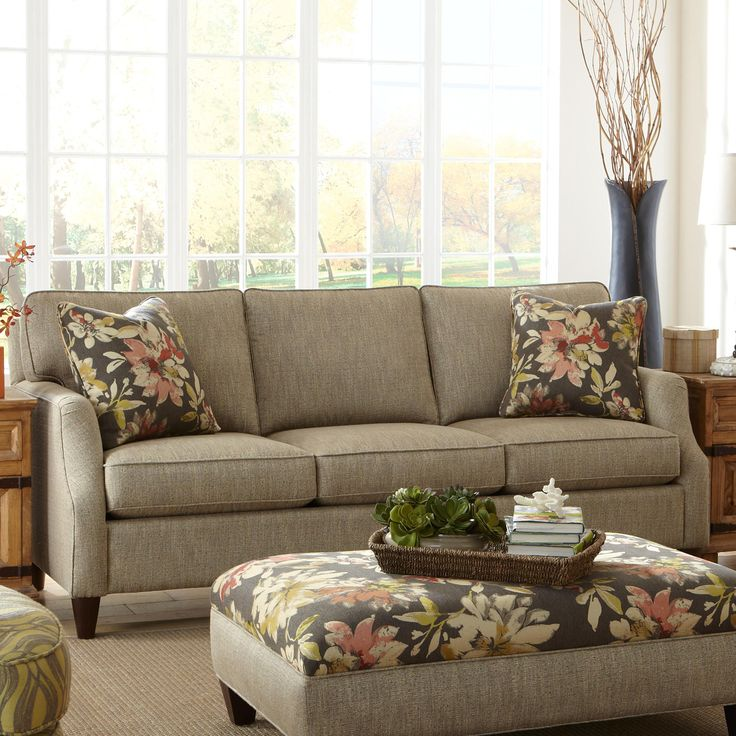 50% Off Sofas During Our Ultimate Sofa Sale At Turk Furniture! Transitional  SofasWolf FurnitureLiving Room ...