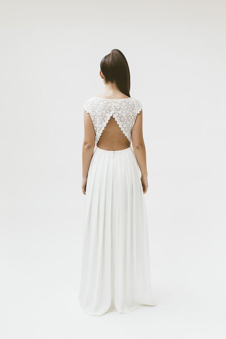 Victoria Rüsche Brautmode Kollektion 2016 | Hochzeitsblog The Little Wedding Corner